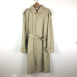 Allegri made in Italy trench coat 0792